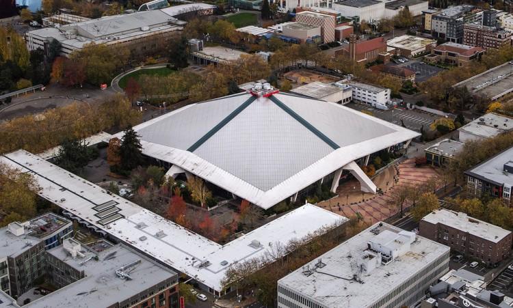 KeyArena at Seattle Center