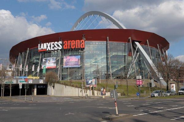 Silvester Lanxess Arena