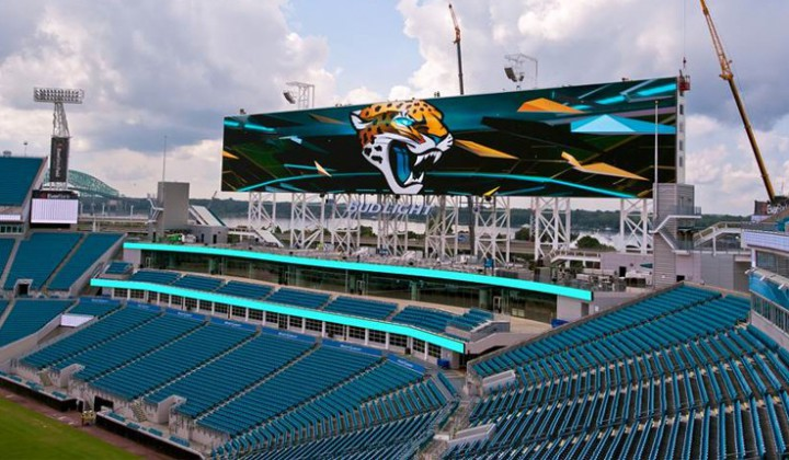 Jacksonville jaguars stadium renovation