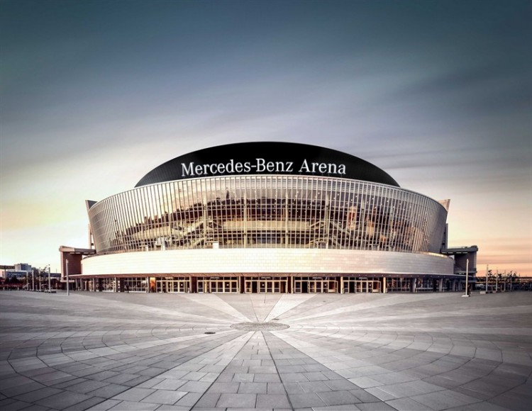 mercedes benz arena berlin stades. Black Bedroom Furniture Sets. Home Design Ideas