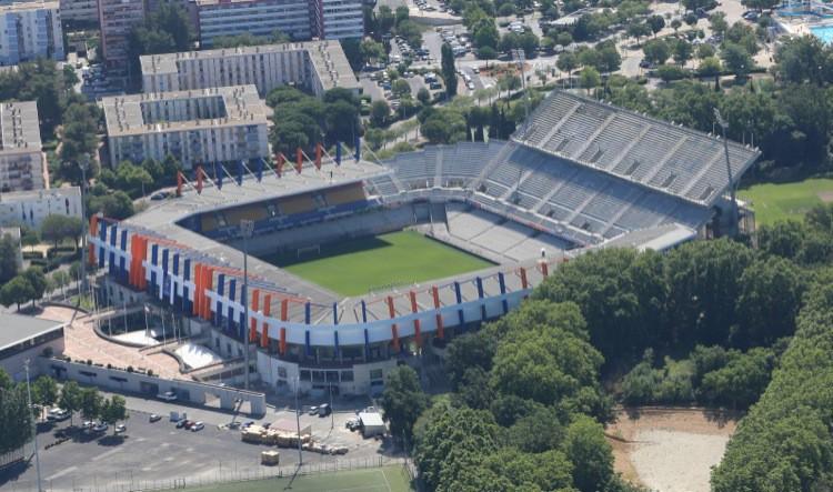Un nouveau stade de football pour montpellier actualit - Logo montpellier foot ...